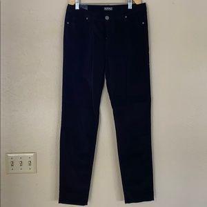 BRAND NEW Black velvet pants with tags!